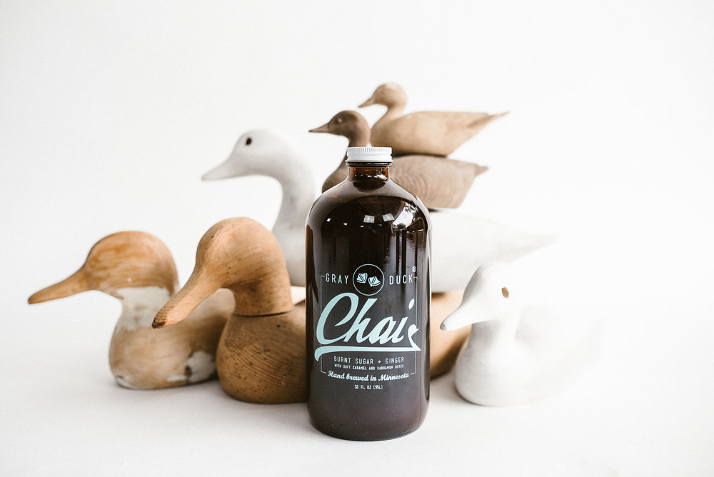 Gray Duck Chai - OUR ROOTS